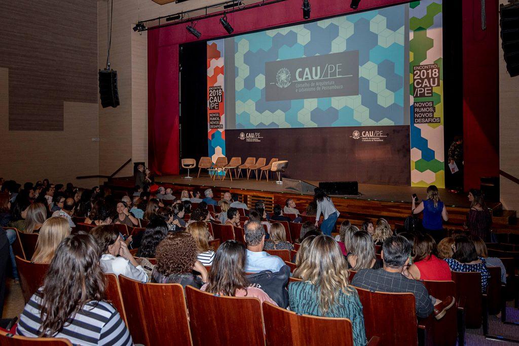 Encontro CAU/PE 2018